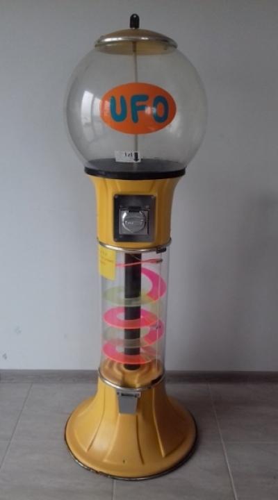 Automat Ufo Spirala- OBNIŻKA!!!