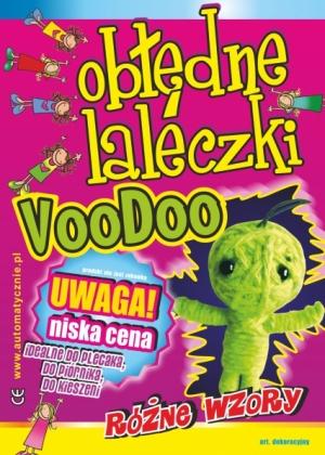 Obłędne laleczki Voodoo 85gr/szt