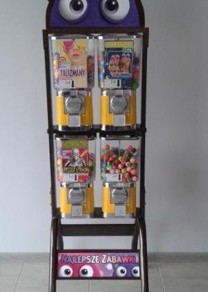 Automat Sprzedający - Speed