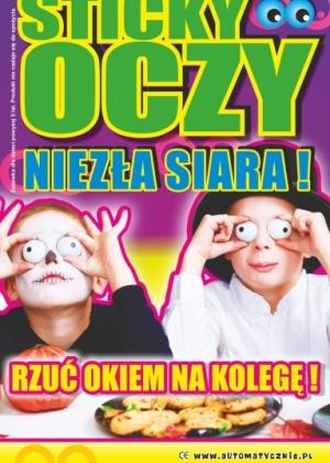Sticky Oczy - 35 gr/szt brutto