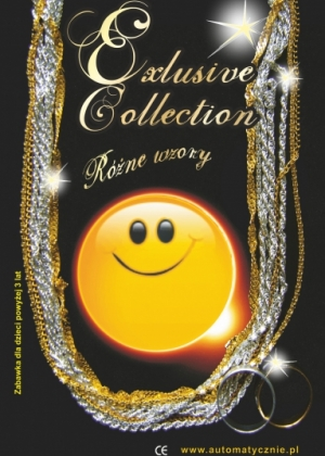 Exlusive Collection 34gr/szt brutto