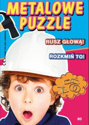 Metalowe Puzzle - 45 gr/szt brutto