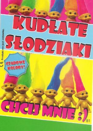 Kudłate Słodziaki - 44 gr/szt brutto