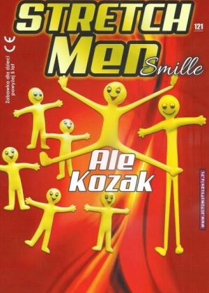 Stretch Man Smile - 65gr szt/brutto