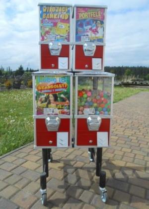Automat sprzedający Max 4