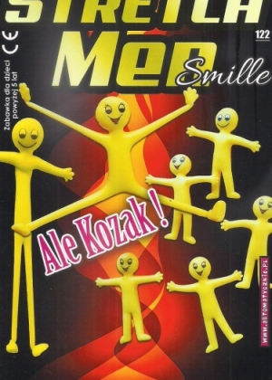 Stretch Man Smile - 39gr/szt brutto